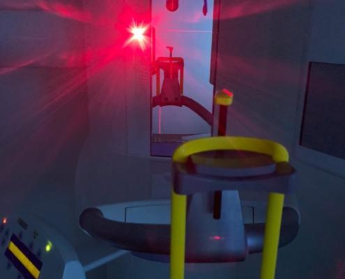 Dentales Röntgengerät